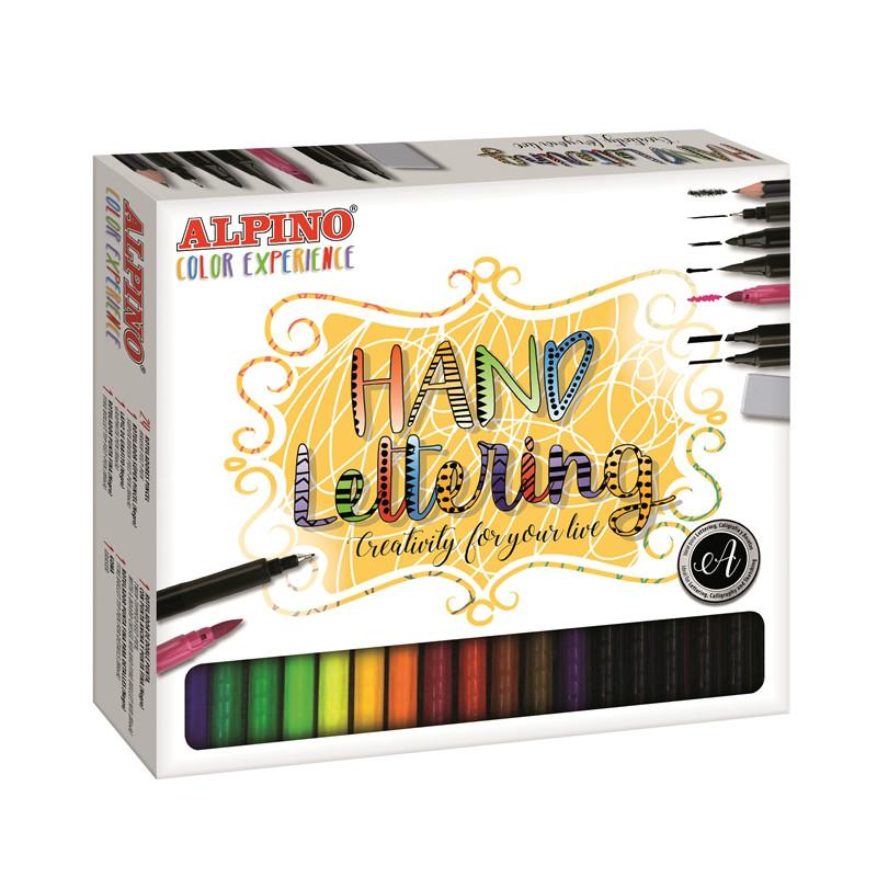 Set Alpino Rotuladores Hand Lettering | Alpino® Oficial
