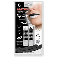 Alpino Lipstick Black & White