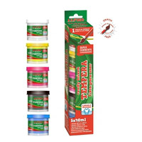 Tempera Alpino 5 x 40ml.
