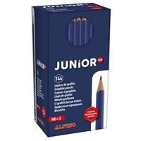 Economy pack pencils graphite Junior with dip 144 units